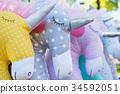 Showcase of soft unicorn toys 34592051