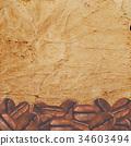 coffee, beans, bean 34603494