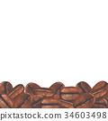 coffee, seed, roasted 34603498
