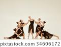ballet, dancer, dance 34606172