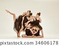 dancer, modern, ballerina 34606178