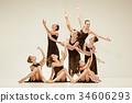 ballet, dancer, dance 34606293