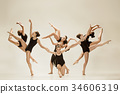 ballet, dancer, dance 34606319
