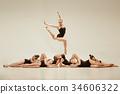 ballet, dancer, dance 34606322
