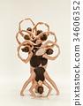 ballet, dancer, dance 34606352