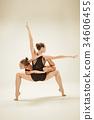 dancer, ballerina, female 34606455