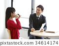 비즈니스 상담 영업 모집 사업 34614174