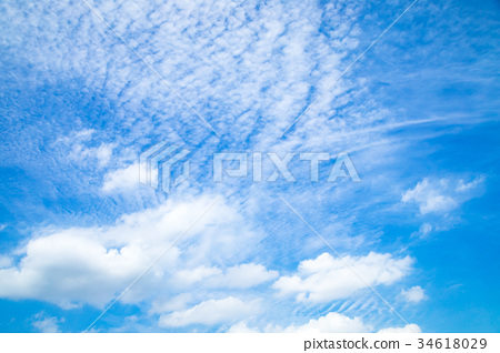 cloud, clouds, sky 34618029