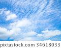 cloud, clouds, sky 34618033