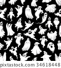 萬聖節 幽靈 鬼 34618448