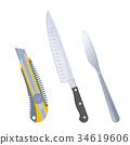 刀具 建造 建设 34619606