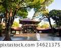 meiji shrine, meiji jingu, shrines and temples 34621375