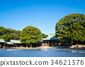 meiji shrine, main temple, shrines and temples 34621376