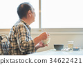 요양 시설 노인 식사 34622421