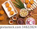 Traditional mooncakes 34622824