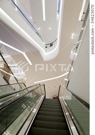 Escalator, Starfield Hanam, Hanam City, Gyeonggi-do 34623070