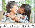 요양 시설 노인 데이 서비스 34624775