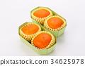 甜柿 日本柿 柿子 34625978