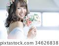 웨딩 인물 34626838