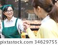 슈퍼마켓 시식 34629755