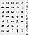 車 交通工具 汽車 34630911