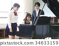 피아노 학생 34633159
