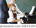 피아노 학생 34633164