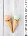 冰淇淋 34642834