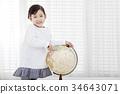 孩子 兒童的 小孩 34643071