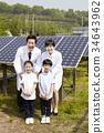 과학자, 어린이, 집열판 34643962