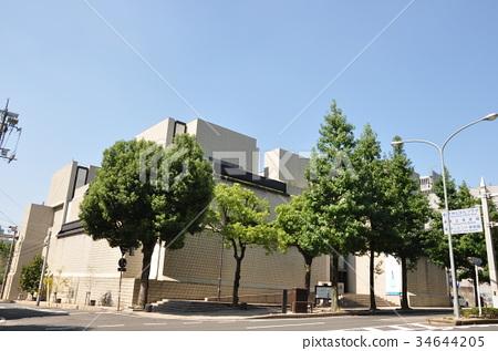오카야마 시립 오리엔트 미술관 34644205