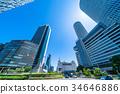 《Aichi Prefecture》Nagoya station square/cityscape 34646886