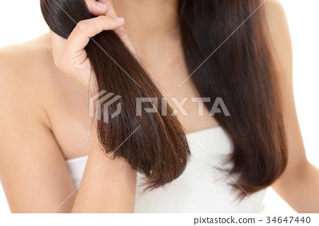 Hair care image 34647440