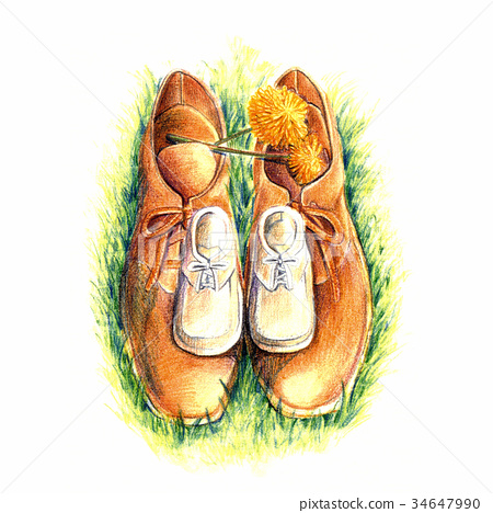 大鞋和小鞋子 34647990