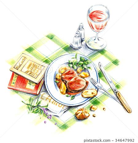 假日午餐時間 34647992