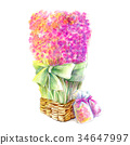 混合香料 乾花 禮物 34647997