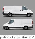 cargo van minivan 34648055