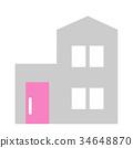 房屋 房子 住宅的 34648870