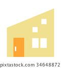 집, 단순, 심플 34648872