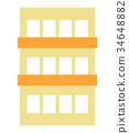 공동 주택, 아파트, 주택 34648882