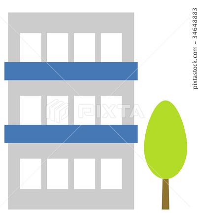 公寓和樹 34648883