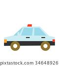 경찰차 34648926