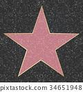 Walk Of Fame Star 34651948