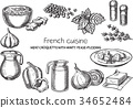 French cuisine. 34652484