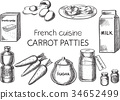 French cuisine. 34652499