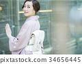 Kimono women 34656445