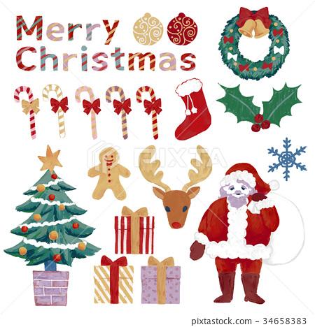 聖誕老人 聖誕老公公 聖誕季節 34658383