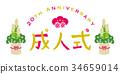 Adult ceremony title 34659014