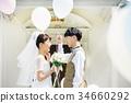 婚礼 34660292