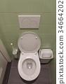 Toilet seat open 34664202